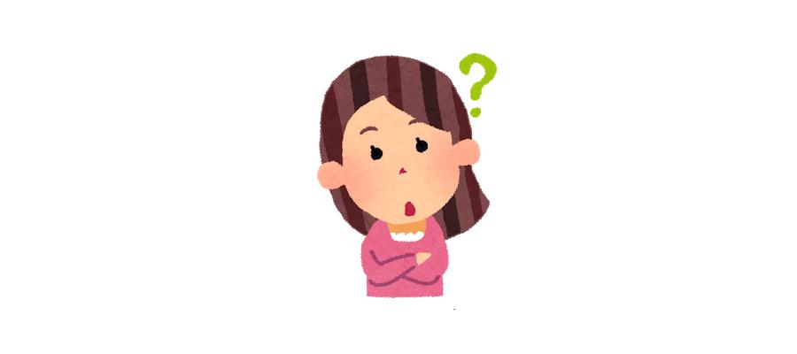 遺品整理のよくある質問?女性画像